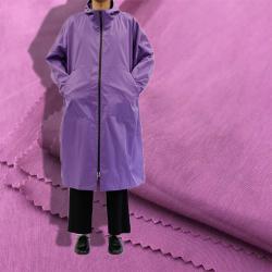 B105 横纹风衣